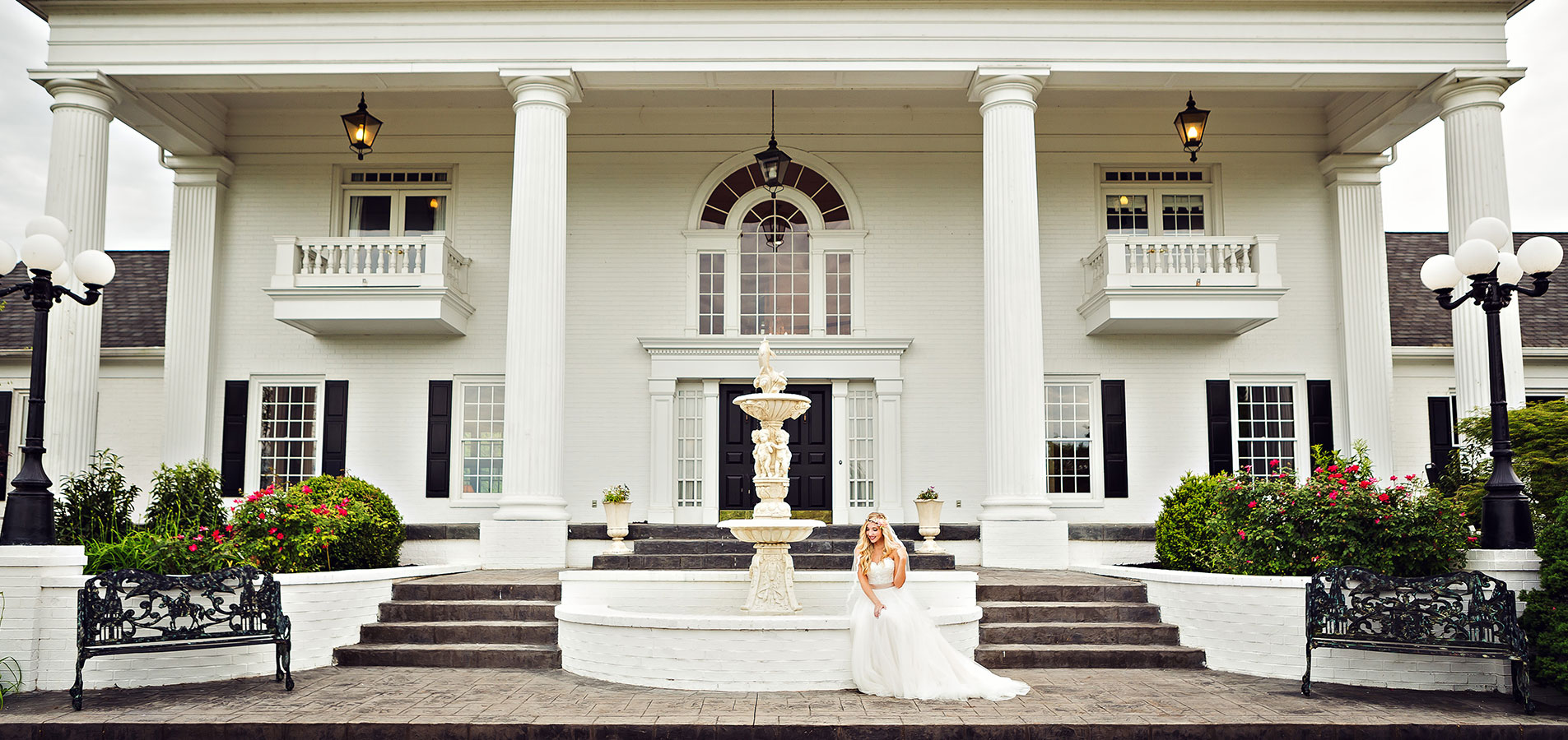 Bell Mill Mansion | Chattanooga Wedding Venue - Slide 01