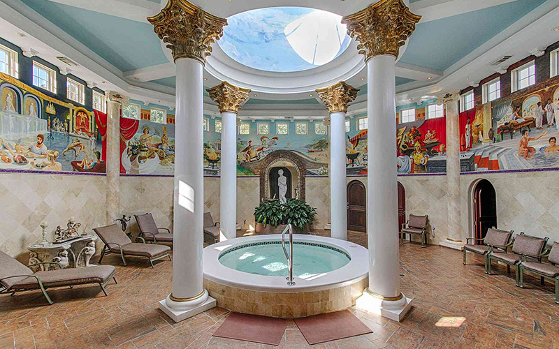 Bell Mill Mansion | Amenities - Spa