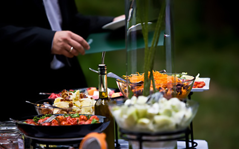 Bell Mill Mansion | Corporate Amenities - Outdoor Parties