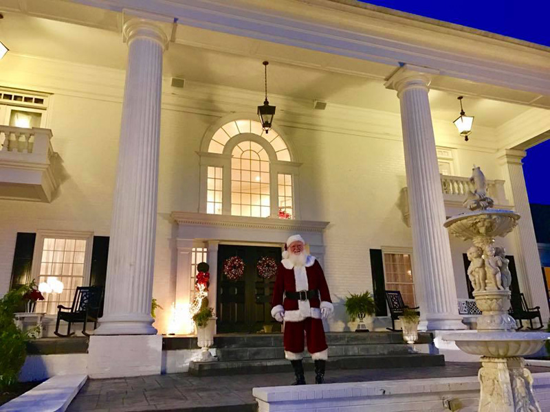 Bell Mill Mansion | Holiday Parties & Family Gatherings